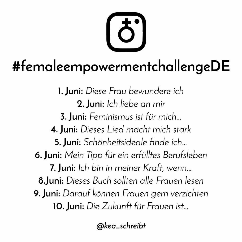 femaleempowermentchallengeDE