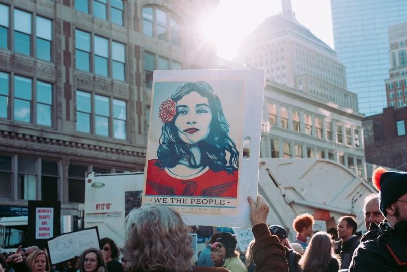 BloggerInnen für Demokratie