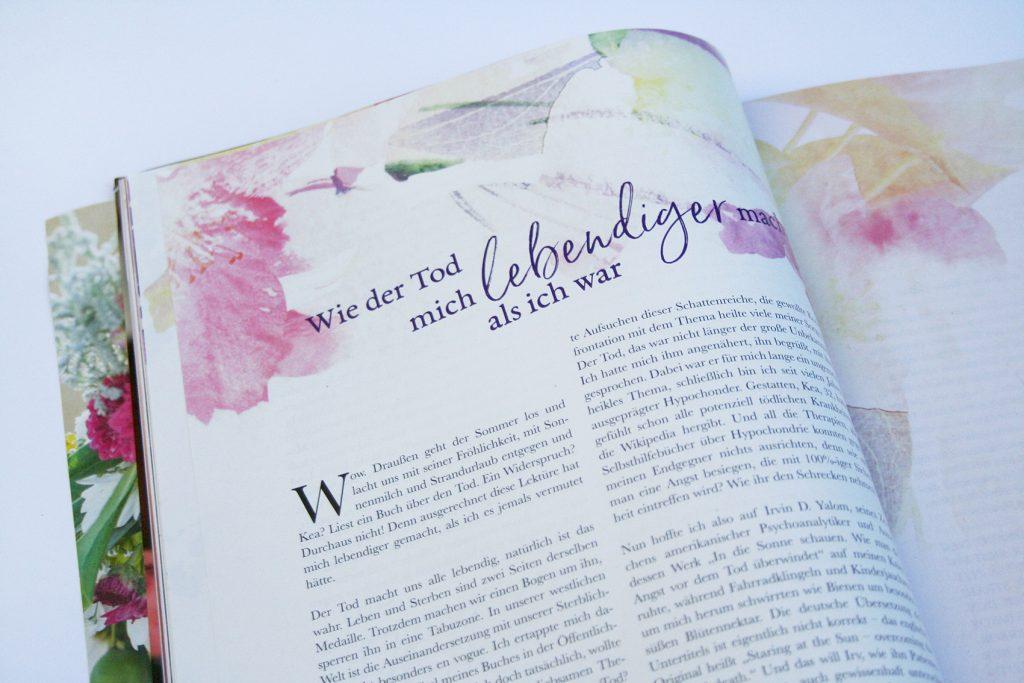 Lyrik und Textblog
