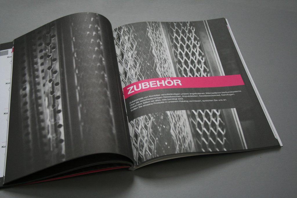 Grafikdesign Katalogdesign